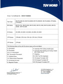 Wrapping Machine Certificate of CE